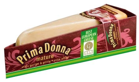 Prima Donna Bester Europäischer Käse 220g Verpackung